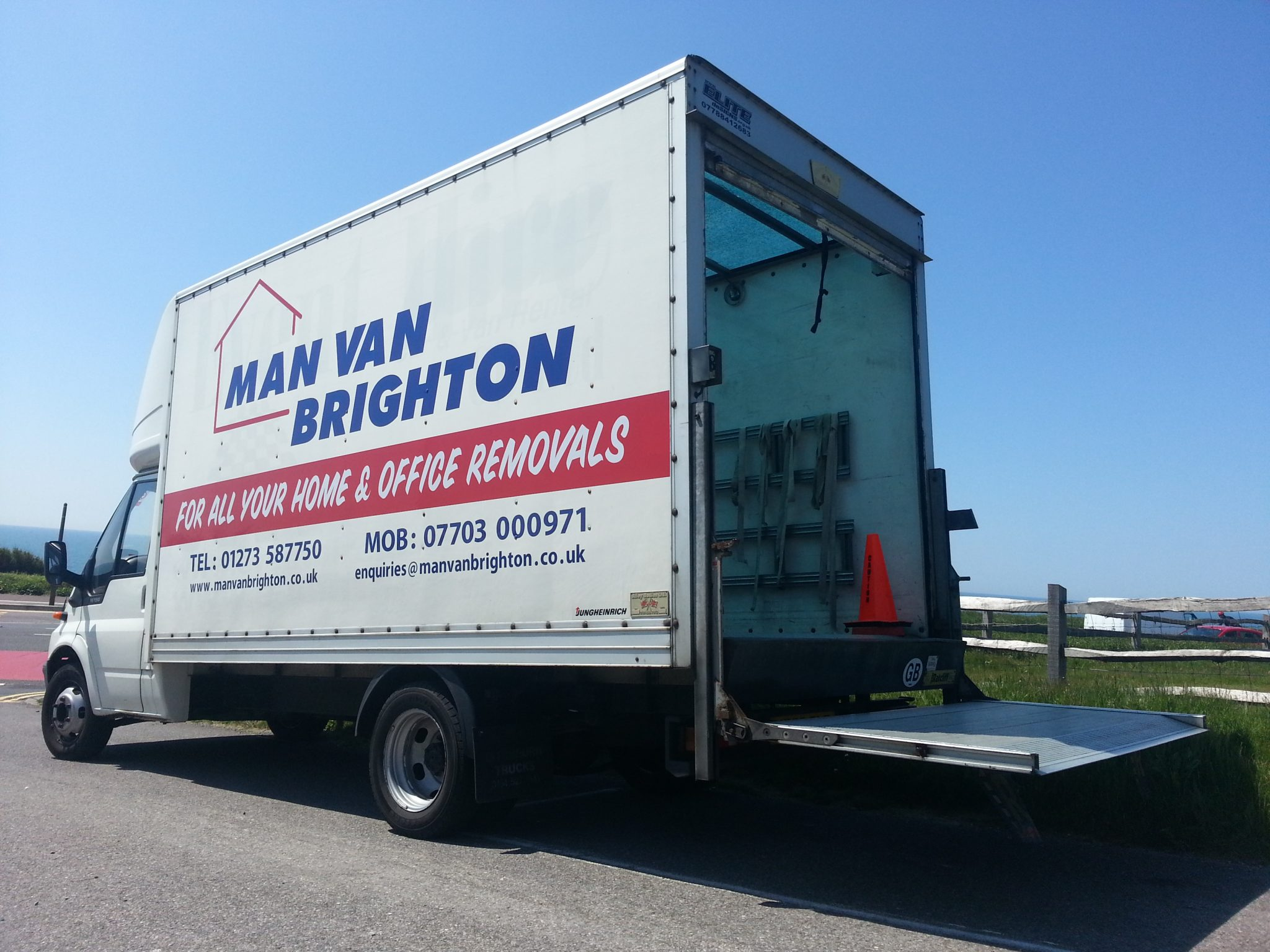 Man and Van Removals Brighton (Sole Moves)